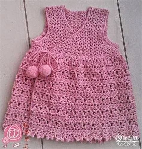 Dress Baby Kucing 54 best images about ropa bebe on crochet baby