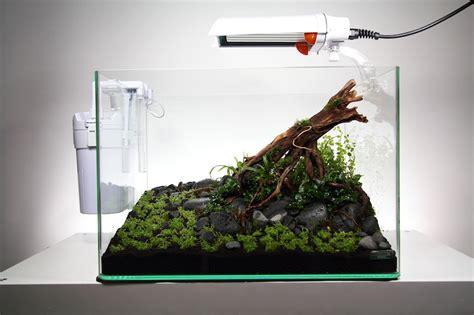 Aquarium Aquascape Vosso 07 Hang On Filter filterung lernscapen