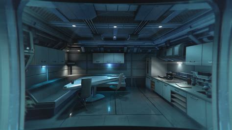 mass effect bedroom mea spoilers the tempest cabin is downright gorgeous
