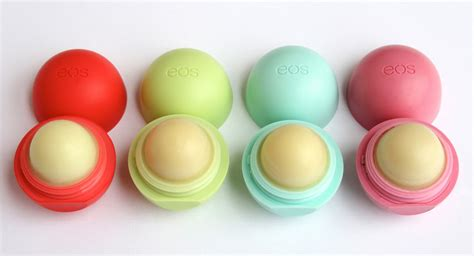 Lipgloss Eos easter inspired eos lip balms review rosychicc