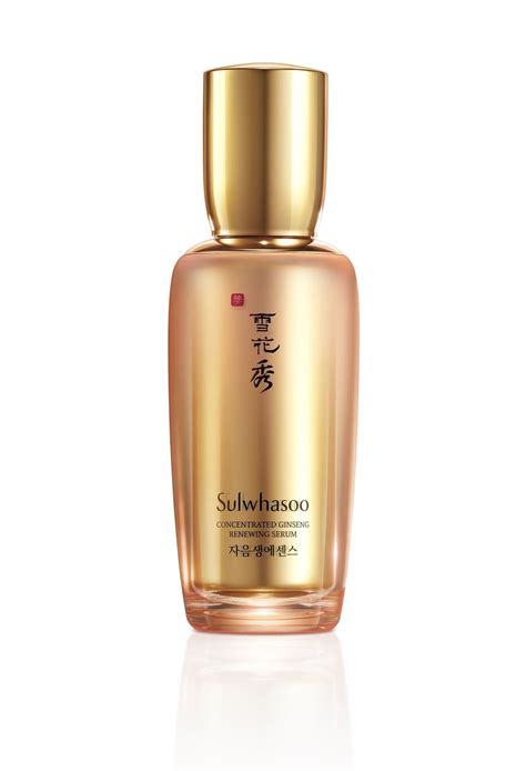 Sulwhasoo Serum sulwhasoo launches breakthrough ginseng renewing serum