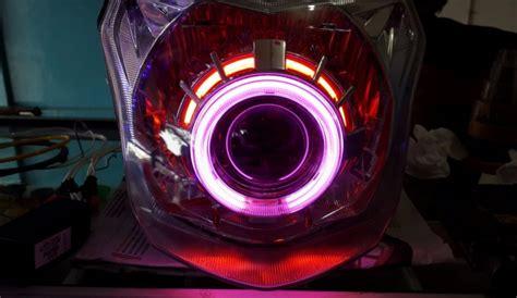 Lu Projie Untuk Vixion cara modifikasi motor vixion murah tapi tetap keren
