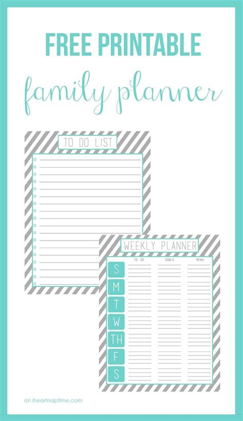 Free Printable Family Planner Calendar 2015 | 25 unique family planner ideas on pinterest free family