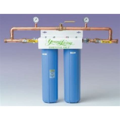 living 4070 whole house water filtration system