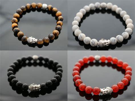 Bead Bracelet buddha mens bracelet beaded bracelet unisex bracelet with