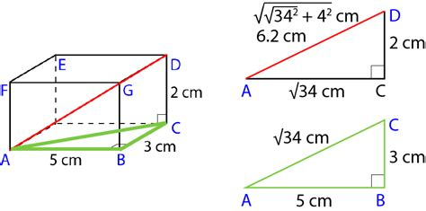 3d Pythagoras Worksheet With Answers