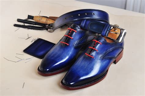 Handmade Italian Shoes Brands - tuccipolo adds extended sizes to its made to order men s