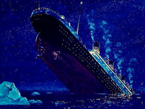 barco hundiendose animado una enfermera en el titanic con tinta de m 233 dico