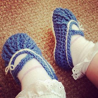 crochet pattern too cute mary janes ravelry too cute mary janes with gathering pattern by
