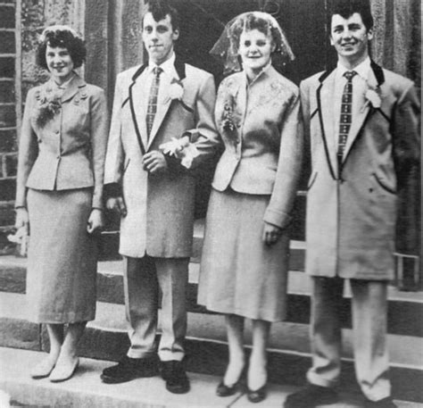 1950s teen fashion for teenage boys teddy boys pangchenhao