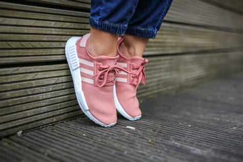 sneaker zimmerde adidas nmd  raw pink ein echter womanzier