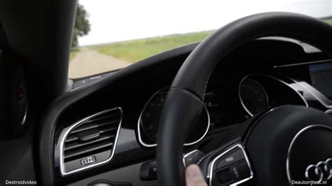 Audi S5 Sportback Sound by 2013 Audi S5 V6t Sportback Lovely Sound Youtube