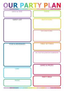 home party plan 25 best ideas about birthday party planner on pinterest