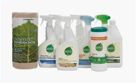 12 eco friendly cleaning products for the