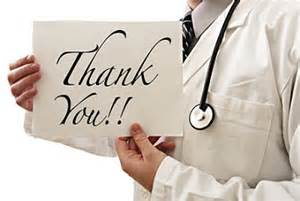 thank your doctor newsletter toronto dermatology