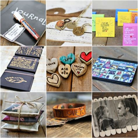 Handmade Photo Collage Ideas - diy handmade valentines day gift ideas unique