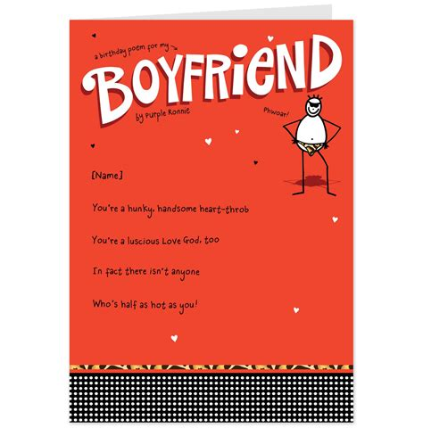 card boyfriend hallmark cards greetings cards and gifts