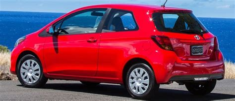 Toyota Yaris 2016 2016 Toyota Yaris Review Specs Colors Price