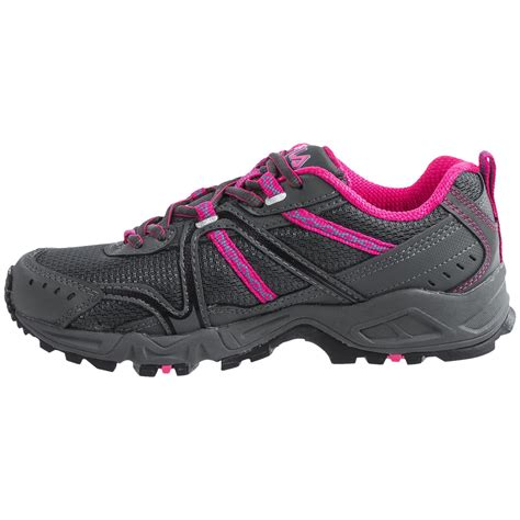 fila trail running shoes fila ascent 12 trail running shoes for save 60