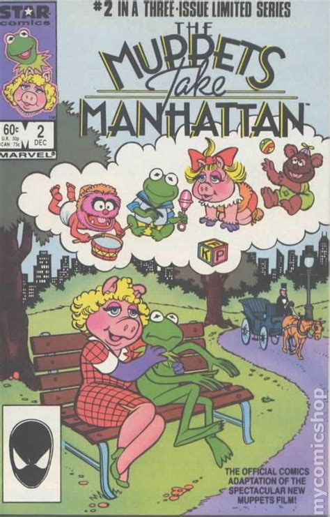 the take books muppets take manhattan 1984 comic books