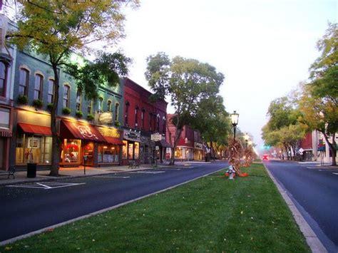 small american town wellsboro pa beautiful small town america small