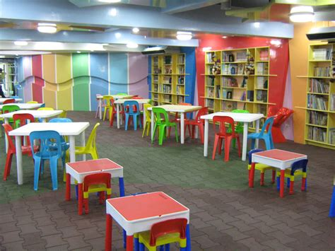 Peppa Pig Wall Mural the children s library section pasig city library
