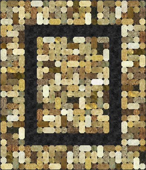 Stonehenge Quilt Patterns by Cobbled Stonehenge Quilt Pattern Pc 146 Intermediate