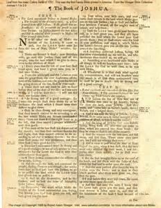 scans bibles