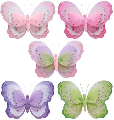 butterfly decorations bugs n blooms ebay stores