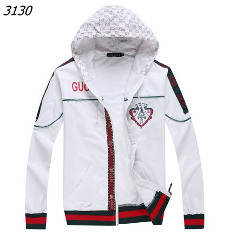 Hoddie Gucci white gucci zip up hoodie aka trend setter white zip ups trends and fresh