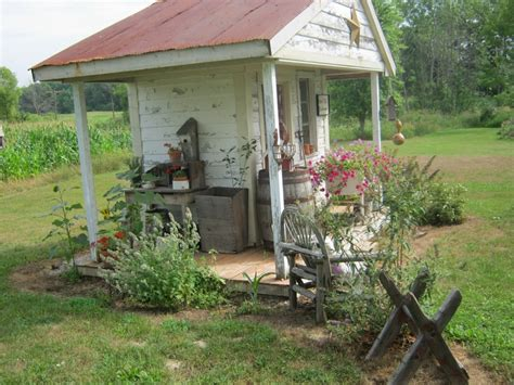 Shed Decor by Primitive Decor Primitive Decorating Great