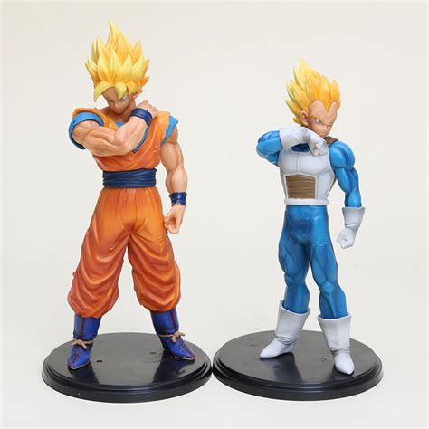 Pvc Saigan Vegeta Special 2 aliexpress buy 2pcs lot z figures ros goku saiyan vegeta