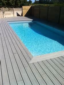 image de terrasse en bois terrasse de piscine en bois quel budget pr 233 voir et