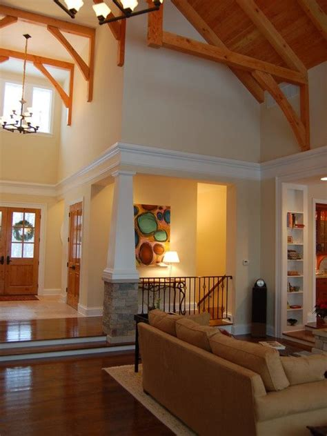 Dining Room Ideas With Oak Trim Honey Oak With White Trim Front Door Combination Of