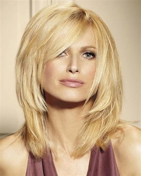 shoulder length chunked hair styles chunky and jagged layers a new trend women hairstyles