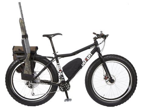 Bicycle Gun Rack the big easy electric bike crowd supply