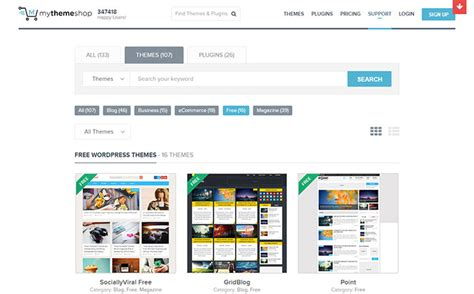 themes store free download finding an alternate source of free themes for wordpress