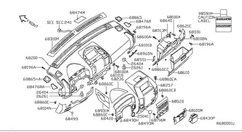 nissan titan parts diagram 2004 nissan titan crew cab oem parts nissan usa estore