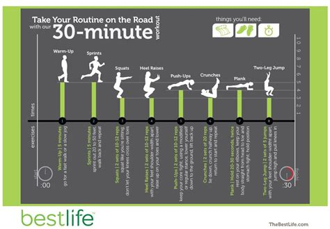 30 minute exercise routine