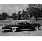 Lincoln Cosmopolitan Presidential Limousine 1950 Photos
