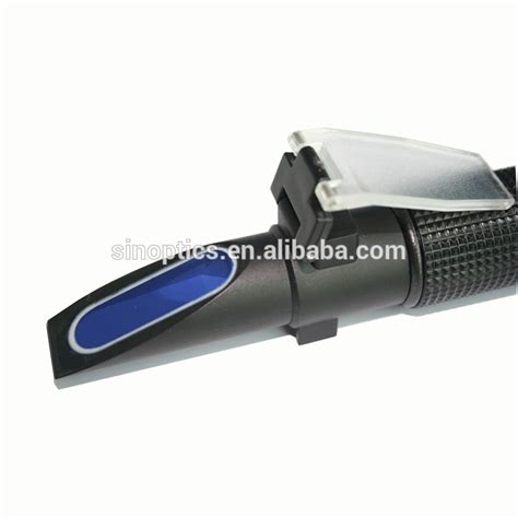 held ethylene glycol propylene glycol battery fluids antifreeze refractometer p rha 200atc
