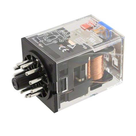 Omron General Relay Ly4n Dc 24v Image Gallery Omron Relays Catalogue