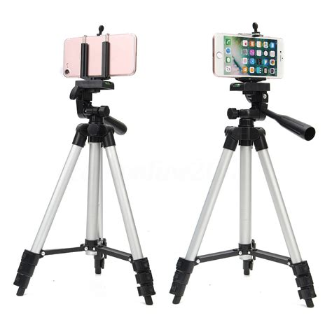 professional tripod stand holder mount for iphone samsung cell phone bag ebay