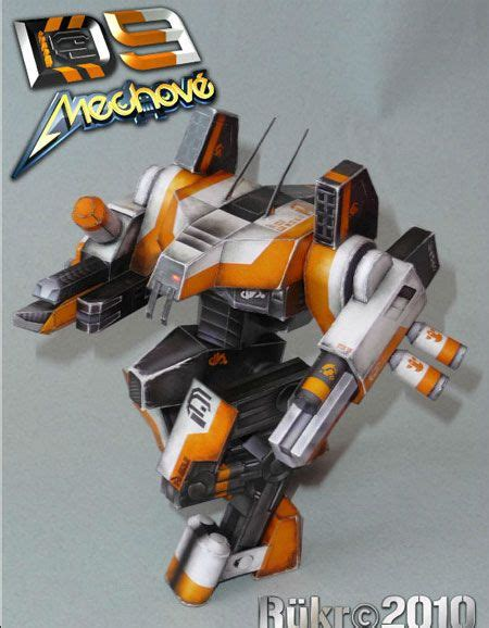 Papercraft Mecha - 17 best images about papercraft toys on models