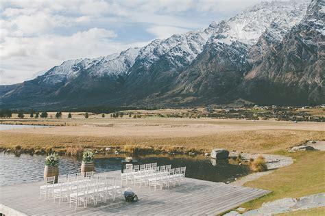 New Zealand's Best Open Air Wedding Spots   nouba.com.au