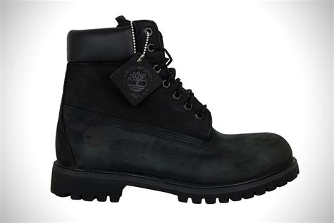 all black timberland boots timberland 6 quot premium boot black hiconsumption