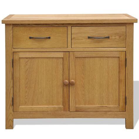 sideboard 90 cm hoch vidaxl oak sideboard 90x33 5x83 cm vidaxl co uk