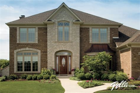 Pella Bow Window how to match the right window and door styles to your home
