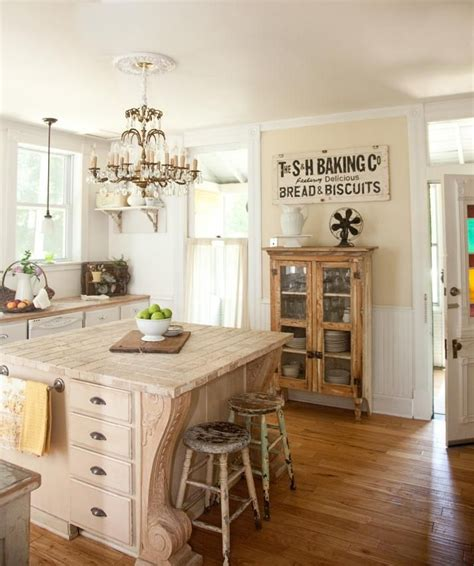 farmhouse kitchen ideas 31 cozy and chic farmhouse kitchen d 233 cor ideas digsdigs