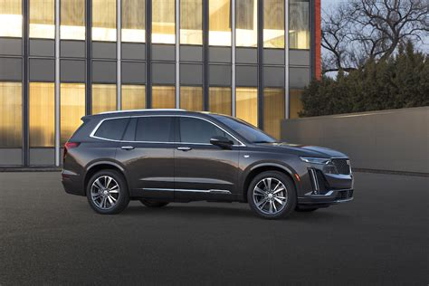 What Will Cadillac Make In 2020 by 2020 Cadillac Xt6 Makes Global Debut On The Of Naias